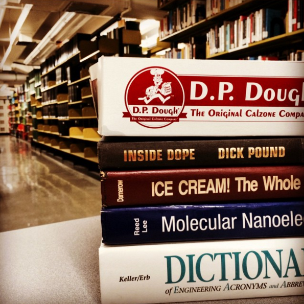 D.P. Dough
